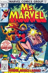 Ms Marvel #10