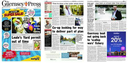 The Guernsey Press – 30 August 2018