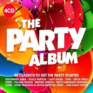 VA – The Party Album (4CD, 2019)