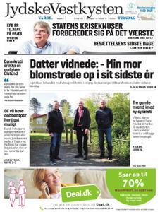 JydskeVestkysten Varde – 05. maj 2020