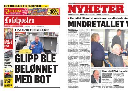 Lofotposten – 04. desember 2019