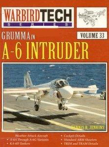 Grumman A-6 Intruder (Warbird Tech Volume 33) (Repost)