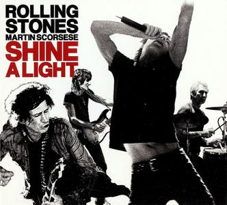 The Rolling Stones - Shine A Light (2008) [3 Releases + DVD-9]