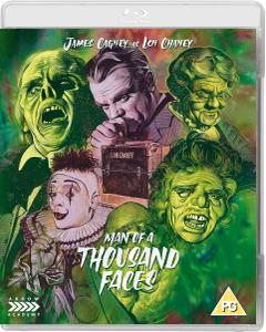 Man of a Thousand Faces (1957) + Extra