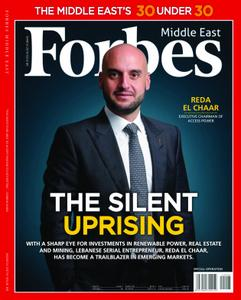 Forbes Middle East English Edition - March 2019
