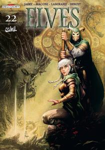 Elves 22 - The Keeper of the Roots (2019) (Soleil) (Digital-Empire