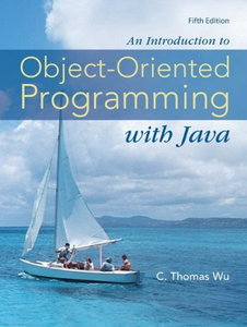An Introduction to Object-Oriented Programming with Java (Repost)