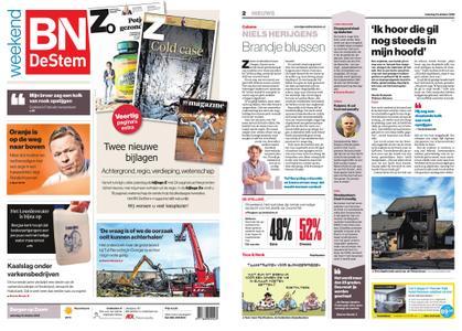 BN DeStem - Bergen op Zoom – 13 oktober 2018