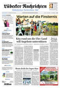 Lübecker Nachrichten Ostholstein Süd - 28. Juli 2018