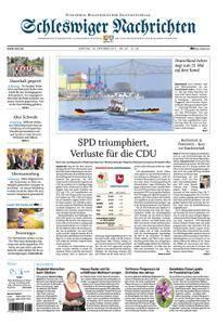 Schleswiger Nachrichten - 16. Oktober 2017