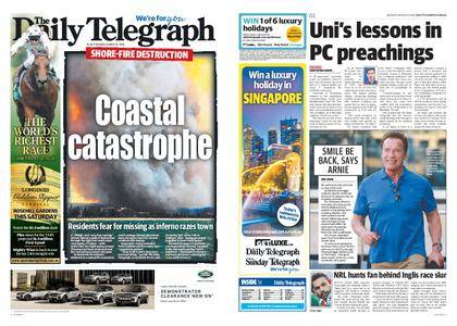 The Daily Telegraph (Sydney) – March 19, 2018