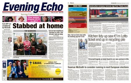 Evening Echo – December 19, 2018