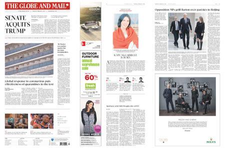 The Globe and Mail – February 06, 2020