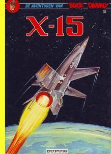 Buck Danny - 31 - X-15