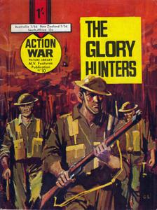 Action War Picture Library 010 - The Glory Hunter's