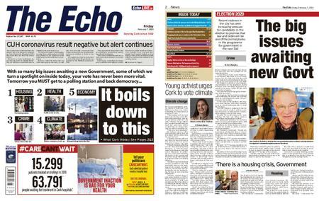 Evening Echo – February 07, 2020