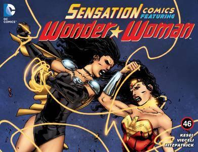 Sensation Comics Featuring Wonder Woman 046 2015 digital