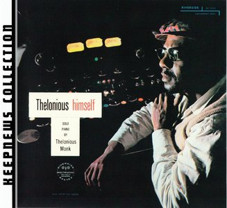 Thelonious Monk - Thelonious Himself (1957) {2008 Riverside} [Keepnews Collection Complete Series] (Item #24of27)