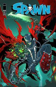 Spawn 251 2015 digital