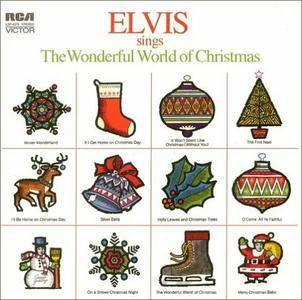 Elvis Presley - Elvis Sings The Wonderful World Of Christmas (2011)
