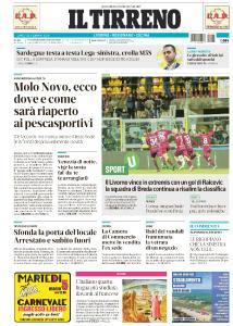 Il Tirreno Livorno - 25 Febbraio 2019
