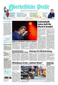 Oberhessische Presse Marburg/Ostkreis - 04. September 2018