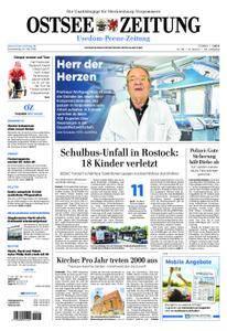 Ostsee Zeitung Wolgast - 24. Mai 2018