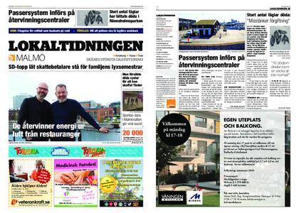 Lokaltidningen Malmö Kirseberg, Husie, Oxie – 15 juni 2019