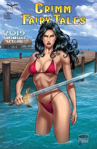 Grimm Fairy Tales 2019 Swimsuit Special 2019 digital The Seeker