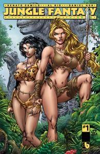 Jungle Fantasy - Vixens 001 2016 Digital
