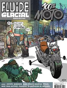 Bod Fluide Glacial - Hors-Série - 100% Moto