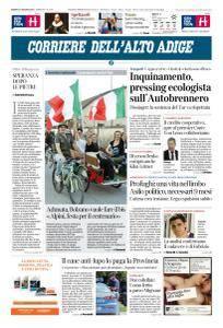 Corriere dell'Alto Adige - 16 Giugno 2018
