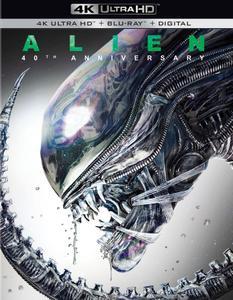 Alien (1979) [Theatrical Cut, 4K Ultra HD]