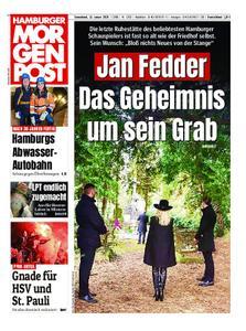 Hamburger Morgenpost – 18. Januar 2020