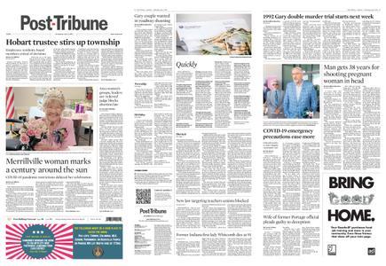 Post-Tribune – July 03, 2021
