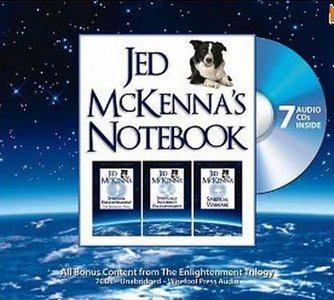 Jed McKenna's Notebook: All Bonus Content from The Enlightenment Trilogy  (Audiobook)