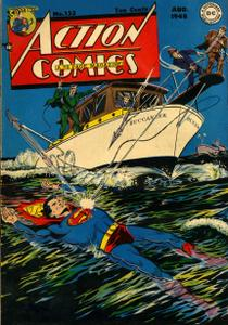 Action Comics 123 (DC) (1948-08)