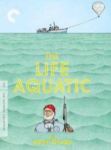 The Life Aquatic with Steve Zissou (2004) Criterion Collection