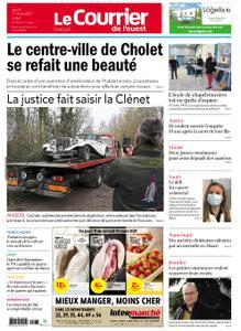 Le Courrier de l'Ouest Cholet – 11 mars 2021