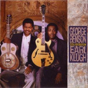 George Benson & Earl Klugh - Collaboration (1987) {Warner 1st US press}