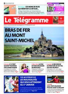Le Télégramme Quimper – 30 décembre 2019