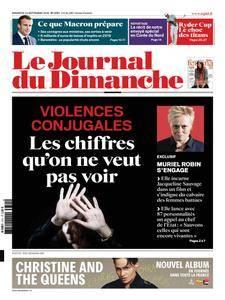 Le Journal du Dimanche - 23 septembre 2018