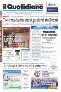 il Quotidiano del Sud Catanzaro, Lamezia e Crotone - 23 Maggio 2019