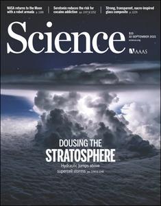 Science - 10 September 2021