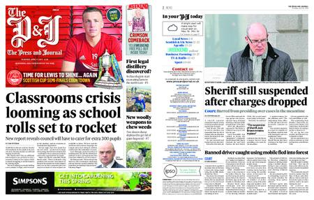 The Press and Journal Moray – April 11, 2019