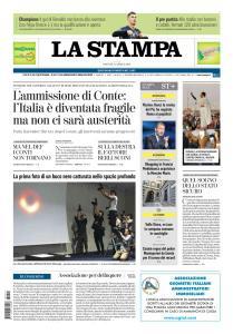 La Stampa Imperia e Sanremo - 11 Aprile 2019