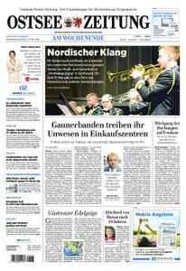 Ostsee Zeitung Wolgast - 05. Mai 2018