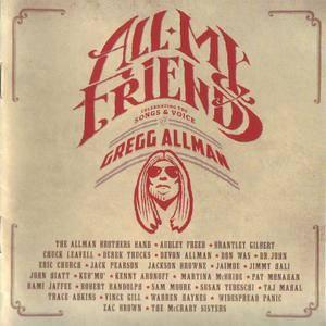 VA - All My Friends. Celebrating The Songs & Voice Of Gregg Allman (2014) [2CD + 2DVD]