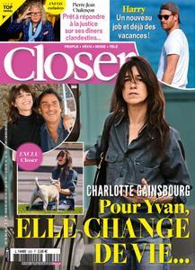 Closer France - 09 avril 2021