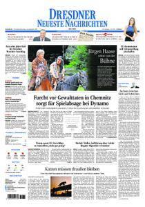 Dresdner Neueste Nachrichten - 01. September 2018